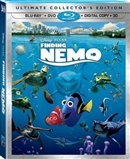 Special Features - Finding Nemo Blu-ray (Rental)