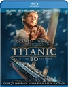 Special Features - Titanic Blu-ray (Rental)