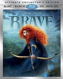 Special Features - Brave Blu-ray (Rental)
