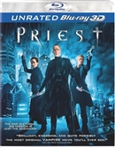 Priest 3D Blu-ray (Rental)