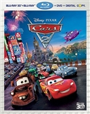 Cars 2 3D Blu-ray (Rental)