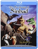 7th Voyage of Sinbad 06/19 Blu-ray (Rental)