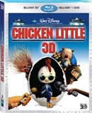 Chicken Little 3D Blu-ray (Rental)