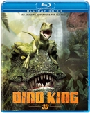 Dino King 3D Blu-ray (Rental)