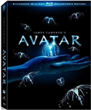 Special Features - Avatar Blu-ray (Rental)