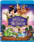 All Dogs Go to Heaven Blu-ray (Rental)