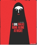 A Girl Walks Home Alone at Night 01/16 Blu-ray (Rental)