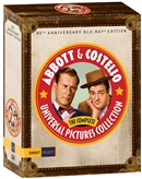 Abbott & Costello: World of Abbott & Costello/Meet Jerry/Seinfield/Monsters/Castle Films Blu-ray (Rental)