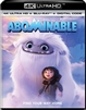 (Releases 2019/12/17) Abominable 4K 11/19 Blu-ray (Rental)