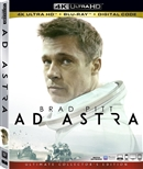 (Releases 2019/12/17) Ad Astra 4K UHD 11/19 Blu-ray (Rental)