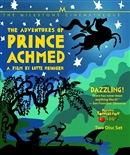 Adventures of Prince Achmed 11/18 Blu-ray (Rental)