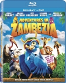 Adventures in Zambezia 07/20 Blu-ray (Rental)