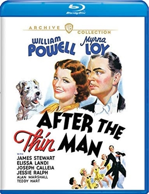 (Pre-order - ships 01/26/21) After the Thin Man 12/20 Blu-ray (Rental)