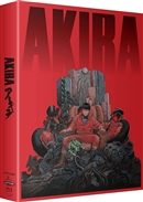 Akira: Movie 4K UHD 10/20 Blu-ray (Rental)