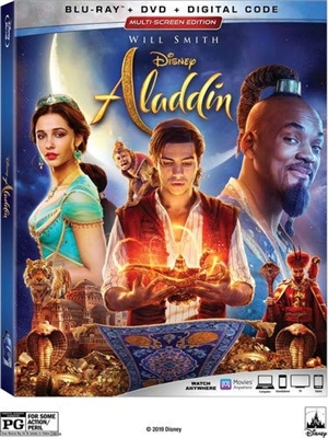 Aladdin 08/19 Blu-ray (Rental)