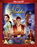 Aladdin 3D Blu-ray (Rental)