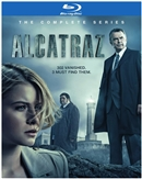Alcatraz: The Complete Series Disc 1 Blu-ray (Rental)