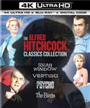 Alfred Hitchcock - Birds 4K UHD 07/20 Blu-ray (Rental)