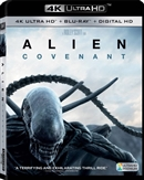 Alien Covenant 4K UHD Blu-ray (Rental)