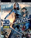 Alita: Battle Angel 4K UHD 05/19 Blu-ray (Rental)