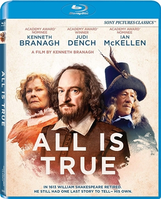 All Is True 07/19 Blu-ray (Rental)