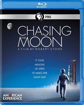 American Experience: Chasing the Moon Disc 3 Blu-ray (Rental)