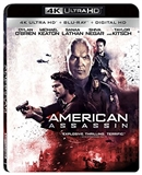 American Assassin 4K UHD Blu-ray (Rental)