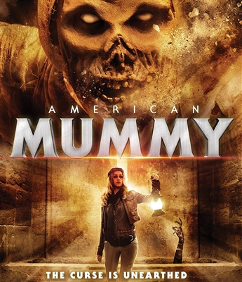 American Mummy 3D 03/17 Blu-ray (Rental)