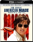 American Made 4K UHD Blu-ray (Rental)