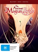 Ancient Magus Bride: Part Two Disc 2 Blu-ray (Rental)