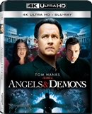 Angels & Demons 4K UHD 09/16 Blu-ray (Rental)