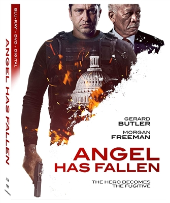 Angel Has Fallen 10/19 Blu-ray (Rental)