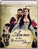 Anne Of The Thousand Days 01/19 Blu-ray (Rental)