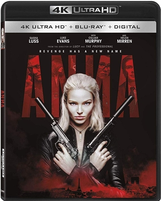 Anna 4K UHD 09/19 Blu-ray (Rental)