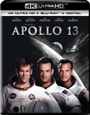 Apollo 13 4K UHD Blu-ray (Rental)