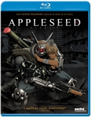 Appleseed 12/14 Blu-ray (Rental)