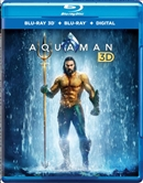Aquaman 3D 02/19 Blu-ray (Rental)