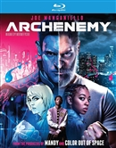 Archenemy 01/21 Blu-ray (Rental)