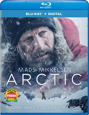 Arctic 04/19 Blu-ray (Rental)