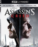 Assassin's Creed 4K UHD Blu-ray (Rental)
