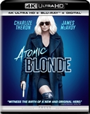 Atomic Blonde 4K UHD Blu-ray (Rental)
