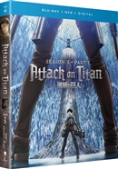(Releases 2019/08/06) Attack on Titan: Season 3 - Part I Disc 2 Blu-ray (Rental)
