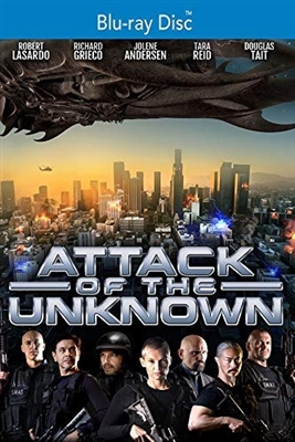 Attack of the Unknown 10/20 Blu-ray (Rental)
