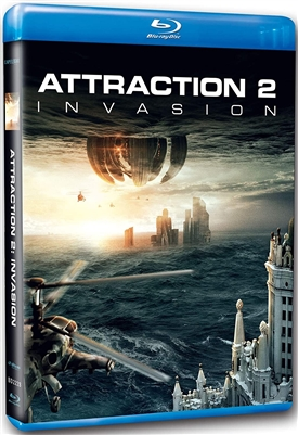 Attraction 2: Invasion 07/20 Blu-ray (Rental)