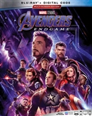Avengers: Endgame - Special Features Blu-ray (Rental)