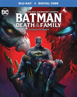 Batman: Death in the Family 09/20 Blu-ray (Rental)