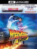 (Releases 2020/10/20) Back to the Future Part 3 4K UHD 08/20 Blu-ray (Rental)