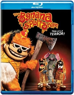 (Releases 2019/08/27) Banana Splits 08/19 Blu-ray (Rental)