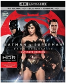 Batman v Superman: Dawn of Justice 4K UHD Blu-ray (Rental)