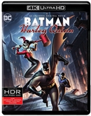 Batman & Harley Quinn 4K UHD Blu-ray (Rental)